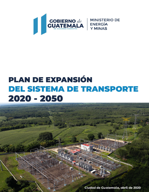 Plan de Expansion 2020-2050