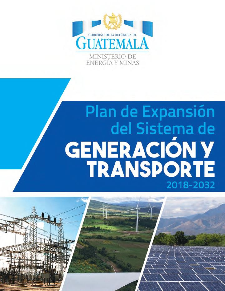 Plan de Expansion MEM 2018-2032
